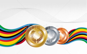 gold-silver-and-bronze-medals-with-ribbons-background